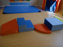 psychomotor blocks